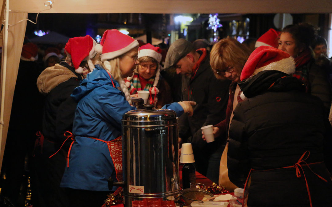 Xmas Lights Switch-On: another triumph