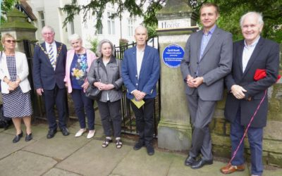 Blue Plaque(s) for Cyril Scott