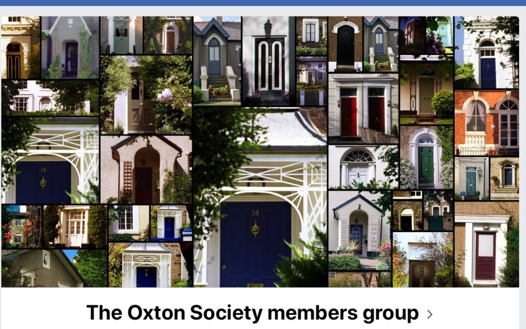 A new Facebook Site for Oxton Society members