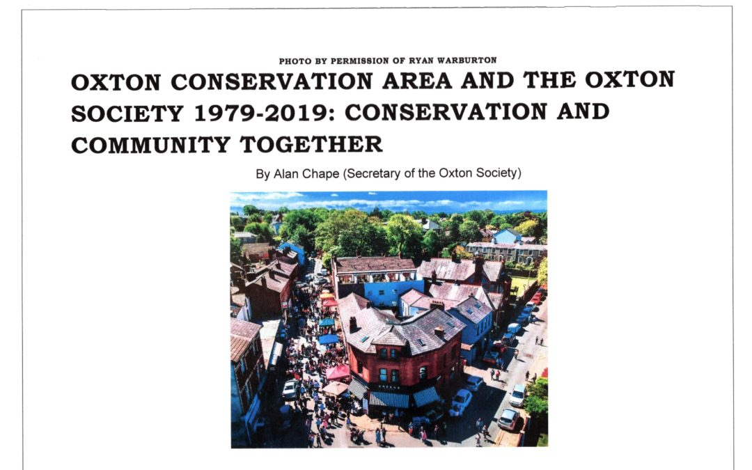 CONSERVATION AND COMMUNITY TOGETHER, 1979 – 2019