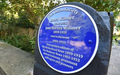 Latest Blue Plaque unveiled