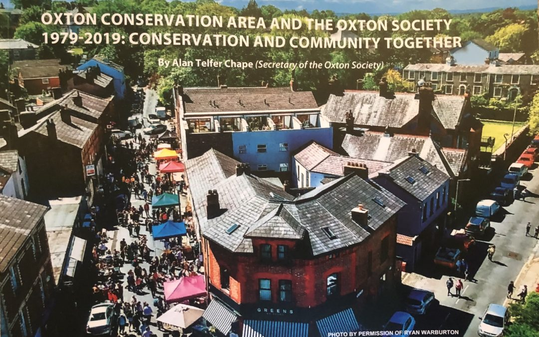 Oxton 40 Years Book for Xmas